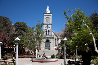 Pisco Elqui Plaza